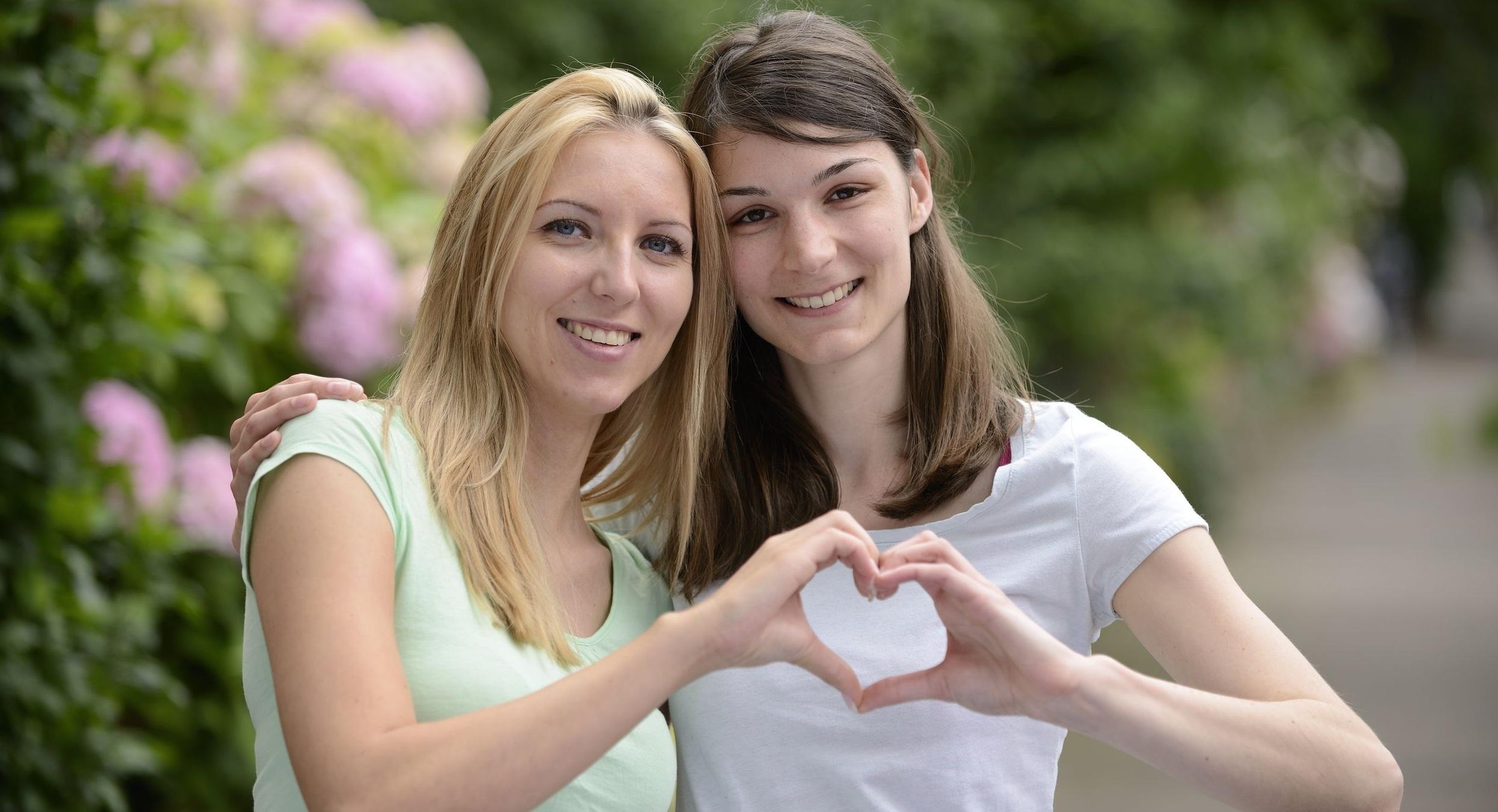 фото дети лесбиянки